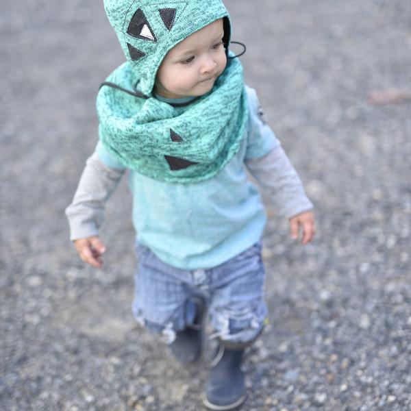 Tuque hiver enfants, Créations Zö